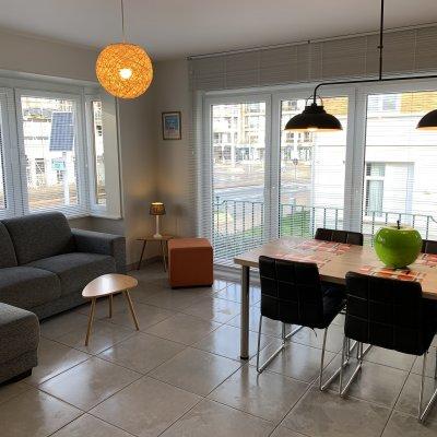 vakantie appartement nieuwpoort woning verblij zee westkust te huur happy nieuwpoort