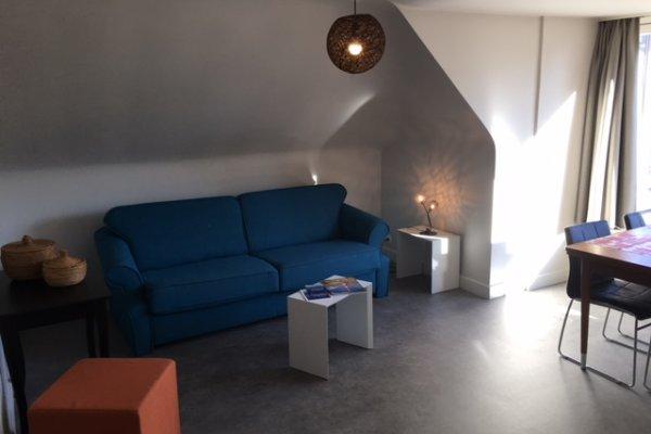 Vakantieappartement te huur nieuwpoort vakantie verblijf westkust Nieuwpoort